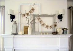 Natural | Fall | decor | inspiration | #HomeGoodsHappy