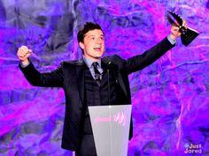 I call this, the celebratory Josh.