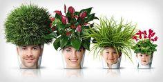 personnalisez vos pots de fleurs !!