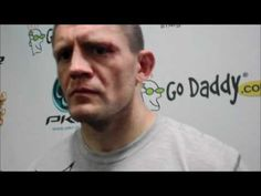 """Post-fight interview with Tom """"Kong"""" Watson at BAMMA 9"""