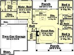 Hammond House Plan