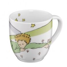 Mug - The Little Prince. I really think I want this. I do love the little prince. Ah, 15Eu is a bit pricey though : (