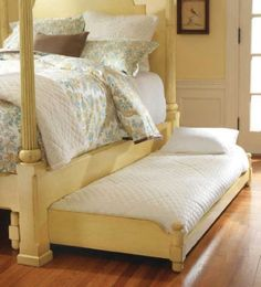 Somerset Bay Tybee Trundle Bed - for a perfect sleepover. Somerset Bay takes pride in their craftsmanship and quality design standards.