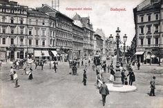 A collection of old postcards of Budapest, Hungary Most Beautiful Cities, Beautiful Buildings, Old Pictures, Old Photos, Capital Of Hungary, Austro Hungarian, Budapest Hungary, Old Postcards, Homeland