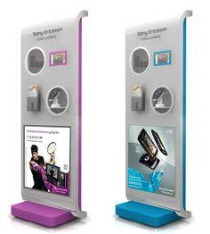 EL INFORMATORIO: Satio, by Sony Ericsson, eligió a Trade Display