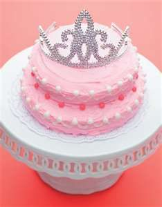 Birthday Cakes and Cupcakes for Girls Princess birthday Princess