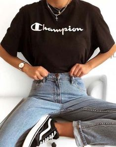 36 fashion teenage to look cool and fashionable 29 – JANDAJOSS.ME – fabriciofa… 36 Mode Teenager cool und modisch aussehen 29 – JANDAJOSS.ME – fabriciofashion. Teenage Outfits, Teen Fashion Outfits, Outfits For Teens, Fall Outfits, Summer Outfits, Outfit Winter, Club Outfits, Evening Outfits, Emo Outfits