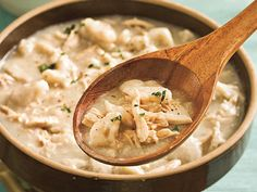 Classic Chicken and Dumplings   Learn how to make Classic Chicken and Dumplings. MyRecipes has 70,000+ tested recipes and videos to help you be a better cook