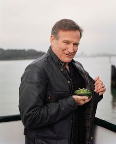 #RobinWilliams #Frog
