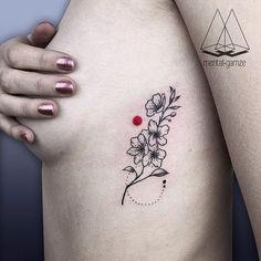 Sakura flowers for lovely Mara#tattoo #tattoostagram #dotwork #linework #ink #inked #artcollective #minimal #tattooersubmission #art #tattoooftheday #wowtattoo #customtattoo #tattooersgallery #tattooistartmag #skinartmag #thebesttattooartists #inklife #inkig #dövme #red #black #flowers #floral #sakura #sakuratattoo #nature #fashion #istanbul