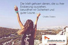 #Zitat / #Quote #Reisen #Energie #Motivation #Freude #Gesundheit // www.medizinfuchs.de ist der beste #Preisvergleich in #Deutschland für #Medikamente. Sparen Sie bei der Bestellung von #Medizin bzw. ihrer #Arzneimittel bis zu 76 % gegenüber dem Kauf direkt in der #Apotheke. #Medizinfuchs vergleicht die Preise von über 180 Versandapotheken. Jetzt überzeugen lassen: www.medizinfuchs.de/