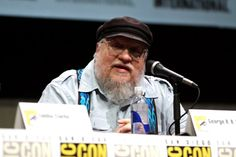 Writing Advice from George RR Martin