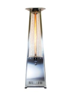 Lava Heat 2g 61 000 Btu Commercial Flame Patio Heater Propane Gas Lh 1
