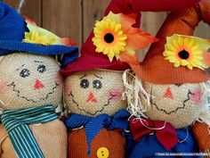pumpkins and scarecrows - Google Search