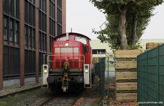 DB 294 614   Dortmund Hafen   05.09.14