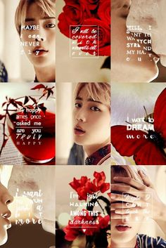 #BTS #JIN #WINGS #AWAKE