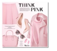 """bubblegum"" by ruska-10 ❤ liked on Polyvore featuring Givenchy, Illesteva, Ilia, women's clothing, women, female, woman, misses and juniors"