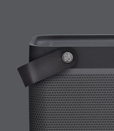 Bang & Olufsen B&O PLAY Beolit 17 Bluetooth Portable Wireless Speaker