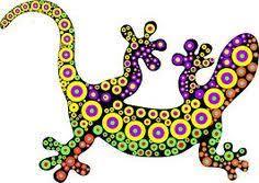 Resultado de imagen para lagartijas en mosaiquismo