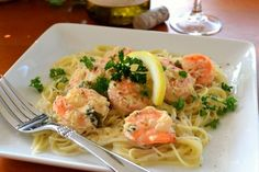 "Red Lobster Shrimp Scampi: ""My husband and I LOVED this recipe! I used wine instead of water and it was fab."" -susanybricker"