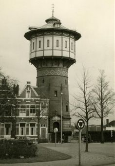 Watertoren Leeuwarden