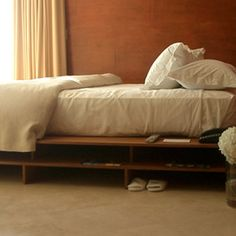 Donald Judd Bed #87  Clean & beautiful lines!