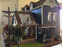 Kathleen Holmes  My New Dollhouse