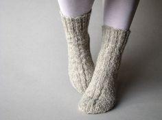 socks from milleta @ Etsy