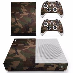 From HelloDefiance.com  http://www.hellodefiance.com/products/camo-skin-xbox-one-slim-protector?utm_campaign=social_autopilot&utm_source=pin&utm_medium=pin