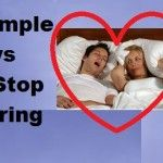 Follow These Tips and Stop Snoring Now!