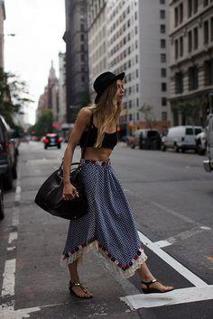 long skirt awesomeness