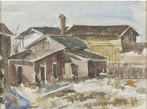 Tyko Sallinen Watercolours, Finland, World, Painting, Art, Art Background, Painting Art, Kunst, Paintings