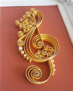 Paper Quilling For Beginners, Paper Quilling Tutorial, Paper Quilling Cards, Paper Quilling Patterns, Origami And Quilling, Quilled Paper Art, Quilling Work, Quilling Paper Craft, Quilling Flowers