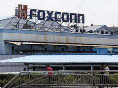 Foxconn suspende produção na China por conflitos com funcionários