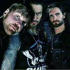 Dean Ambrose, Roman Reigns and Seth Rollins: The Shield. Wwe Superstar Roman Reigns, Wwe Roman Reigns, Wwe Reigns, Seth Freakin Rollins, Seth Rollins, Roman Reigns Dean Ambrose, Wwe Pictures, The Shield Wwe, Roman Reings
