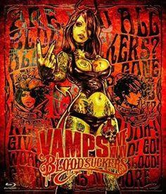 Vamps Live 2015 Bloodsuckers [Blu-ray, regular edition) Release date: December 09, 2015