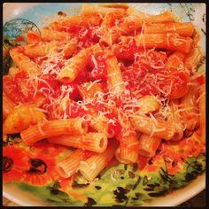 My Pasta dish