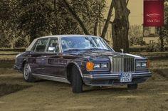 Rolls-Royce Silver Spur Rolls Royce Silver Spur, Car, Automobile, Autos, Cars