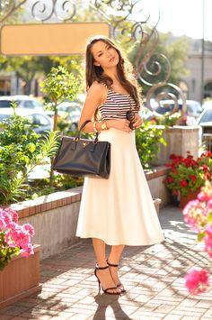 Stunning look, what a great bag. http://www.handbagmadness.com