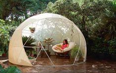 Aimeriez-vous relaxer dehors à l'abri dans une bulle? - Trucs et Astuces - Trucs et Bricolages