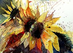 5347 zonnebloemen