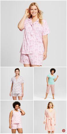 1b02a0440f Contrast  lace Cami With  shorts  pajamas  sets  women  pink  spaghetti  Strap  sleeveless Drawstring  waist  cute  sleepwear