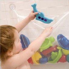 Síťka na hračky do vany