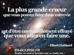 Citation : La plus grande erreur que vous pouviez faire dans votre vie... >> http://www.en-bourse.fr/citation-bourse-erreur/