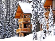 Woodcutter Cabins  Big White, Canada