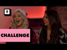 Little Mix Transmitter Christmas Pictionary Challenge