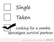 Anyone know anyone who could handle it? Zombie Quotes, Single Taken, Zombie Apocalypse, Handle, Math, Zombie Apocolypse, Math Resources, Door Knob, Mathematics