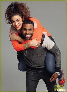 Jordin Sparks & Jason Derulo  Cute couple alert!