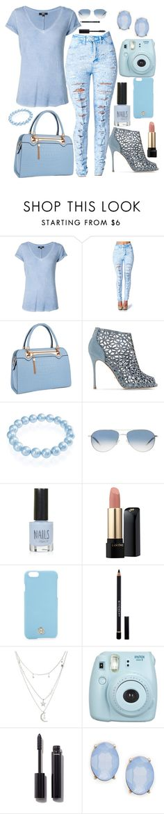 """ALL MY FRIENDS ARE WASTED"" by annawantstogotolondon ❤ liked on Polyvore featuring Paige Denim, Relaxfeel, Sergio Rossi, Bling Jewelry, Oliver Peoples, Topshop, Lancôme, Tory Burch, Givenchy and Charlotte Russe"