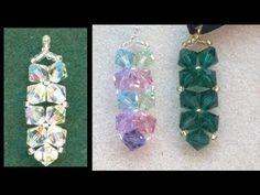 Beading4perfectionists : The Workshop beginners pendant I was talking about beading tutorial
